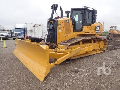 2016 CAT D7E LGP Crawler Tractor