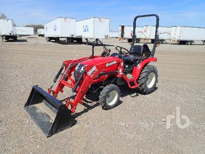 2019 BRANSON 2400 4WD Utility Tractor