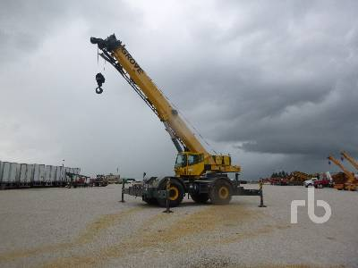 2006 GROVE RT760E2 Rough Terrain Crane
