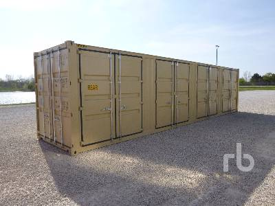 2021 40 Ft Shipping Container