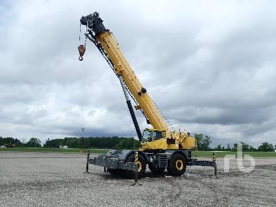 2006 GROVE RT890E Rough Terrain Crane