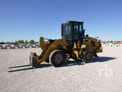 2015 CAT 938M Wheel Loader