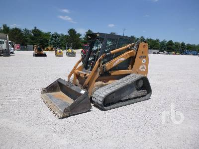 2008 CASE 450CT Compact Track Loader