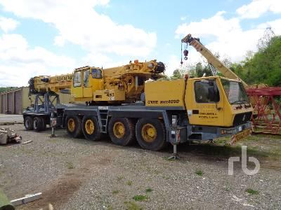 GROVE GMK4090 90 Ton 8x4x4 All Terrain Crane