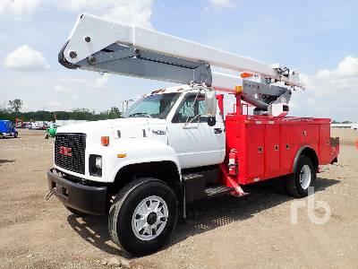 1994 GMC C7500 w/Lift All LOM461S Bucket Truck