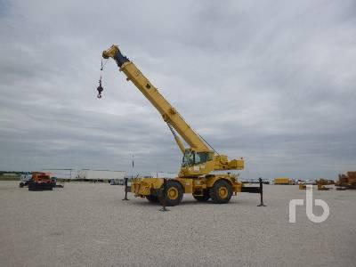 1993 GROVE RT635C 35 Ton 4x4x4 Rough Terrain Crane