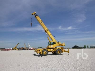 1995 GROVE RT635C 35 Ton 4x4x4 Rough Terrain Crane