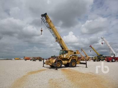1990 GROVE RT528C 28 Ton 4x4x4 Rough Terrain Crane
