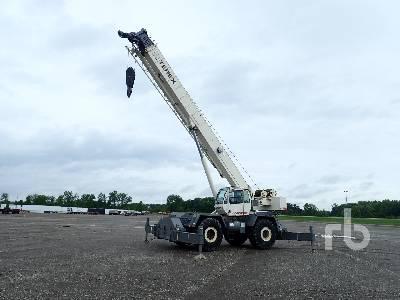 2008 TEREX RT780 80 Ton 4x4x4 Rough Terrain Crane