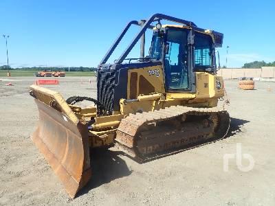 2007 JOHN DEERE 700J XLT Crawler Tractor