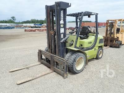 CLARK CMP50SL 9040 Lb Forklift