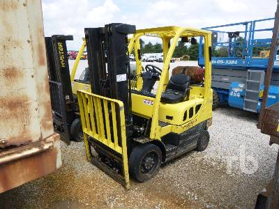 HYSTER S50FT Forklift Parts/Stationary Construction-Other