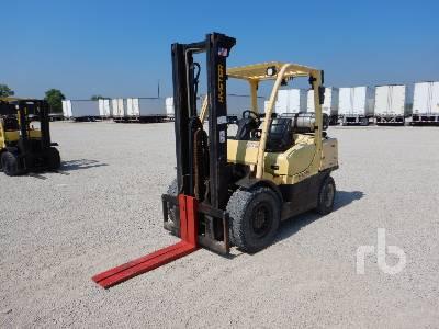 2012 HYSTER H80FT 8450 Lb Forklift