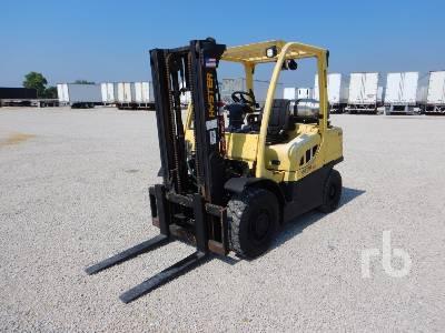 2011 HYSTER H80FT 8100 Lb Forklift