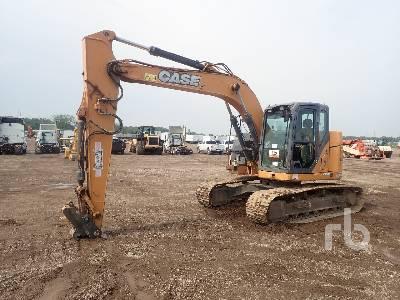 2014 CASE CX145C Hydraulic Excavator