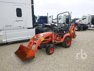 KUBOTA BX25DLB 4WD Utility Tractor