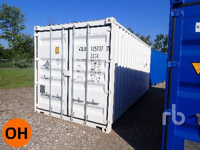 2021 20GP 20 Ft One Way Container