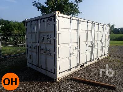2020 20GP 20 Ft One Way Container