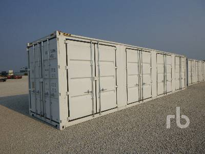 2021 40HQ OS 40 Ft High Cube One Way Container