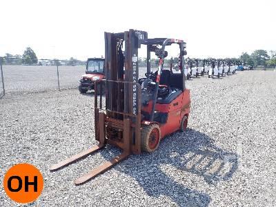 2016 LINDE H30CT 6000 Lb Forklift