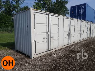 SUIHE 40 Ft High Cube One Way Container