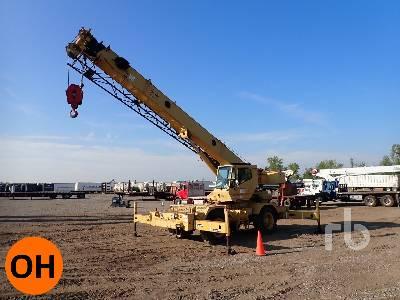 2000 GROVE RT522B 22 Ton Rough Terrain Crane