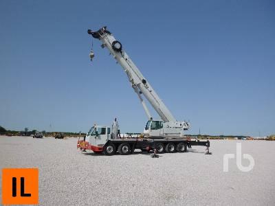 2011 LINK-BELT HTC3140LB 140 Ton 10x6x4 Hydraulic Truck Crane
