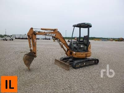 2008 CASE CX27 ZTS Mini Excavator (1 - 4.9 Tons)