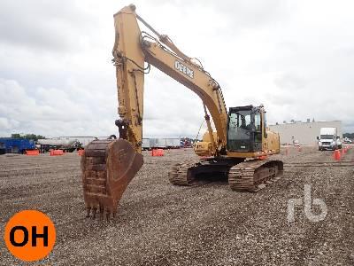 2004 JOHN DEERE 200C LC Hydraulic Excavator