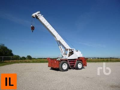 1978 LINK-BELT HSP-18 18 Ton 4x4 Rough Terrain Crane