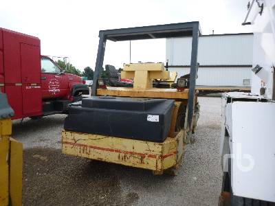2001 HYPAC C766C Tandem Vibratory Roller Parts/Stationary Construction-Other