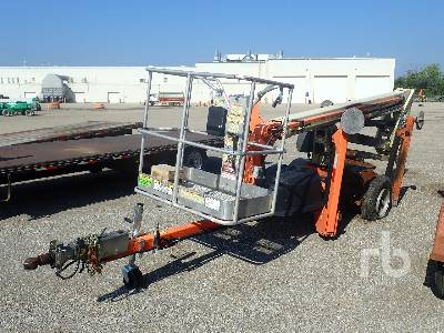 2016 JLG T350 Tow Behind Boom Lift Parts/Stationary Construction-Other