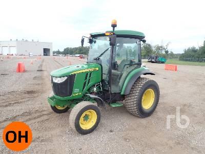 2016 JOHN DEERE 4066R 2WD Utility Tractor
