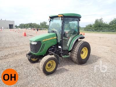 2010 JOHN DEERE 4720 2WD Utility Tractor