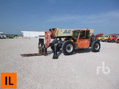 2009 JLG G10-55A 10000 Lb 4x4x4 Telescopic Forklift