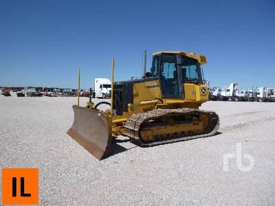 2011 JOHN DEERE 700J LGP Crawler Tractor
