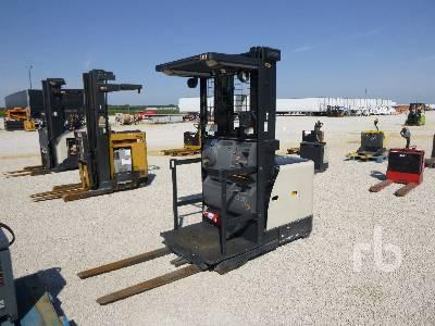2005 CROWN SP342030TT210 3000 Lb Stand Up Electric Forklift