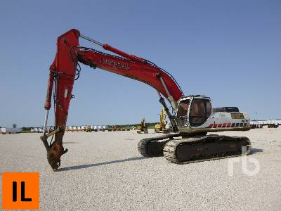 LINK-BELT 460 Hydraulic Excavator