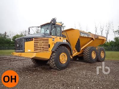 2013 JOHN DEERE 410E Articulated Dump Truck
