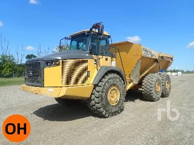 2014 JOHN DEERE 410E Articulated Dump Truck