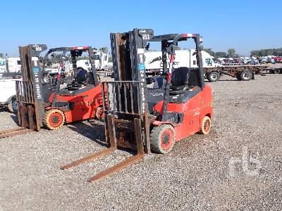 2015 LINDE H30CT 6000 Lb Forklift