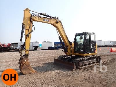 2012 CATERPILLAR 308ECR Midi Excavator (5 - 9.9 Tons)
