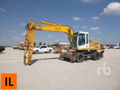 2000 LIEBHERR A904 Mobile Excavator