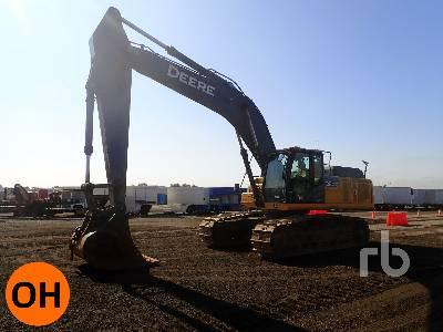 2017 JOHN DEERE 350G LC Hydraulic Excavator