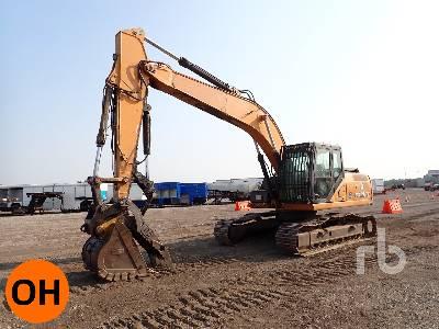 CASE CX210C Hydraulic Excavator
