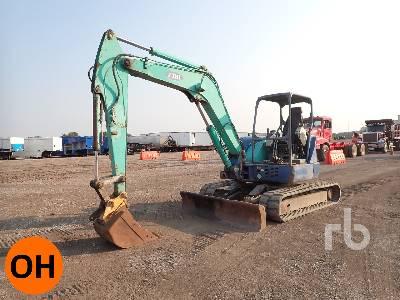 IHI 80NX-3 Midi Excavator (5 - 9.9 Tons)