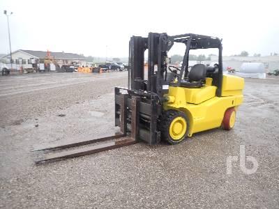 2000 HOIST F180 18000 Lb Forklift