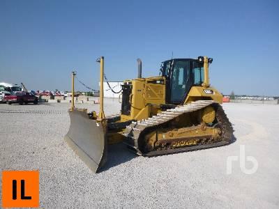 2013 CATERPILLAR D6N LGP Crawler Tractor