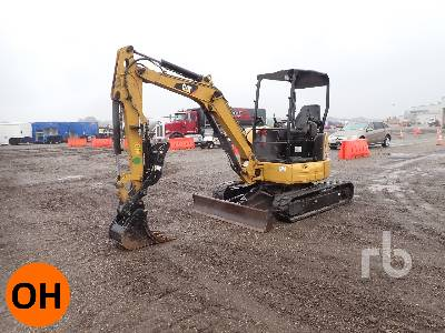 2015 CATERPILLAR 303.5E2CR Mini Excavator (1 - 4.9 Tons)