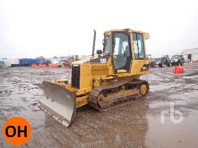 2006 CAT D3G XL Crawler Tractor